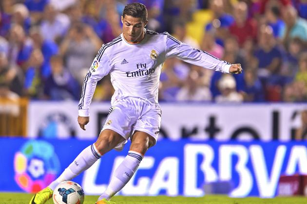 Real Madrid vs. Malaga: La Liga Live Score, Highlights and Recap