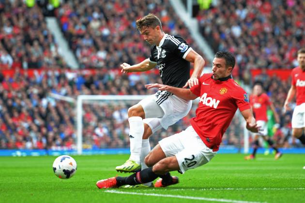 Manchester United vs. Southampton: Live Player Ratings for Reds