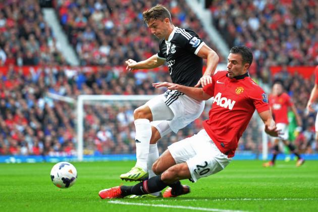 Manchester United vs. Southampton: Premier League Live Score, Highlights, Recap