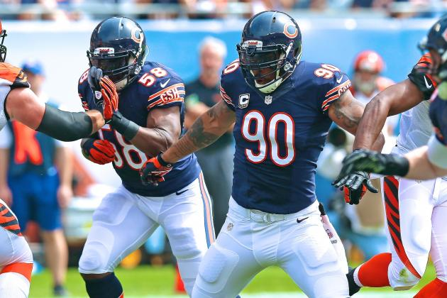 Can the Chicago Bears Finally Rediscover a Pass Rush?