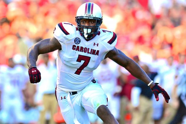 South Carolina vs. Tennessee: Live Score and Highlights