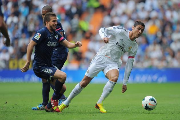 Real Madrid vs. Malaga: Score, Grades and Post-Match Reaction