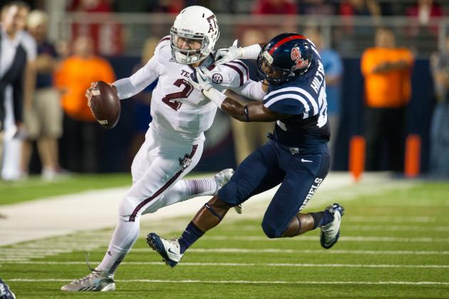 Auburn vs. Texas A&M: Live Game Grades and Analysis for the Aggies