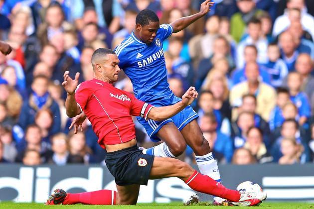 Chelsea vs. Cardiff City: Premier League Live Score, Highlights, Recap