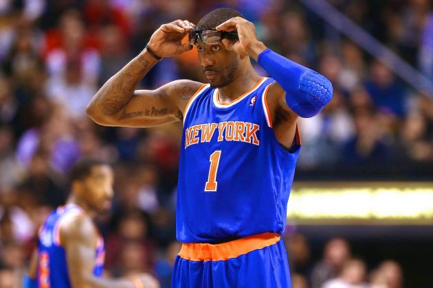 Amar'e Stoudemire Injury: Updates on Knicks Star's Recovery from Knee Surgery