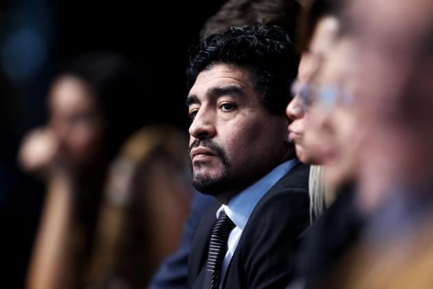 Diego Maradona Deserves No Sympathy for Poor Judgement Shown in Tax Evasion