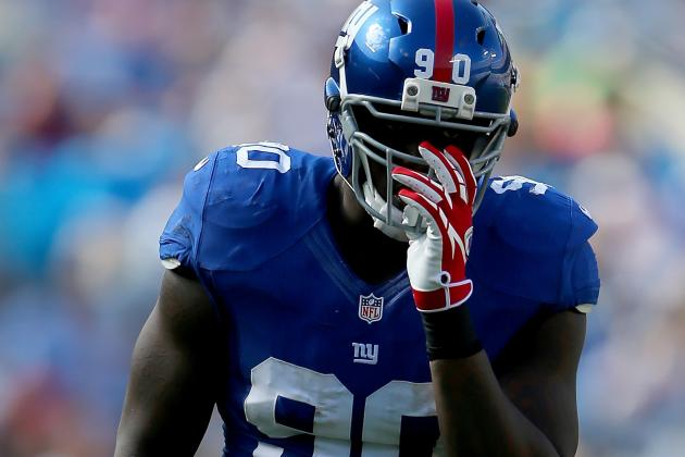 JPP (Illness) and Shaun Rogers (Knee) Questionable
