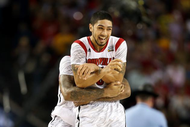 Pitino Comments on Behanan's Future