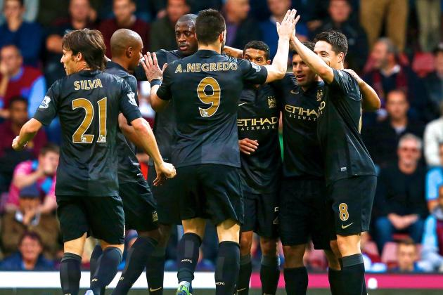 West Ham United vs. Manchester City Score, Grades and Post-Match Reaction