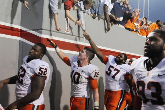 Syracuse Suffers Lopsided 56-0 Loss to GT