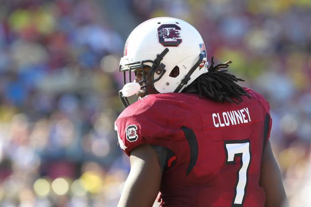 Jadeveon Clowney's Updated 2014 NFL Draft Stock After Loss vs. Tennessee