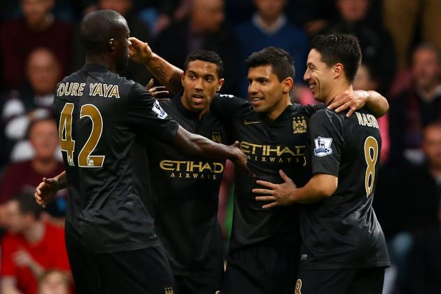 West Ham United vs. Manchester City: 6 Things We Learned