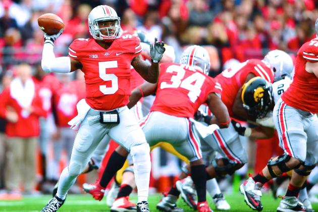 Iowa vs. Ohio State: Live Score and Highlights