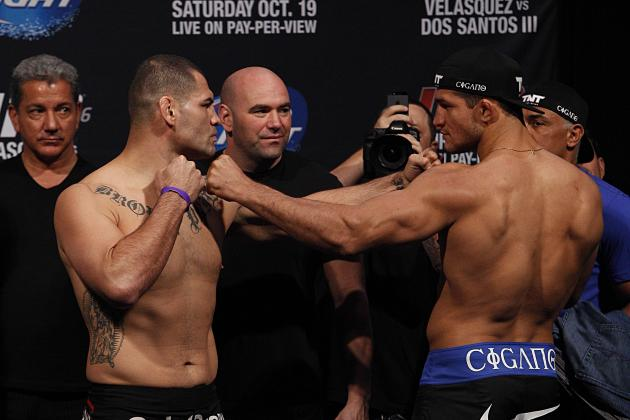 UFC 166: Last-Minute Odds and Predictions for Saturday's Main Card