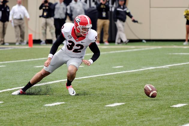 Georgia's Special Teams Sabotage BCS Chances, Why It's Mark Richt's Fault