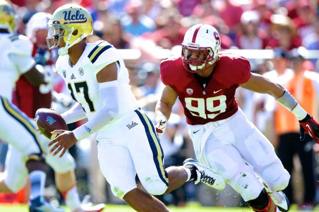 UCLA vs. Stanford: Live Score and Highlights