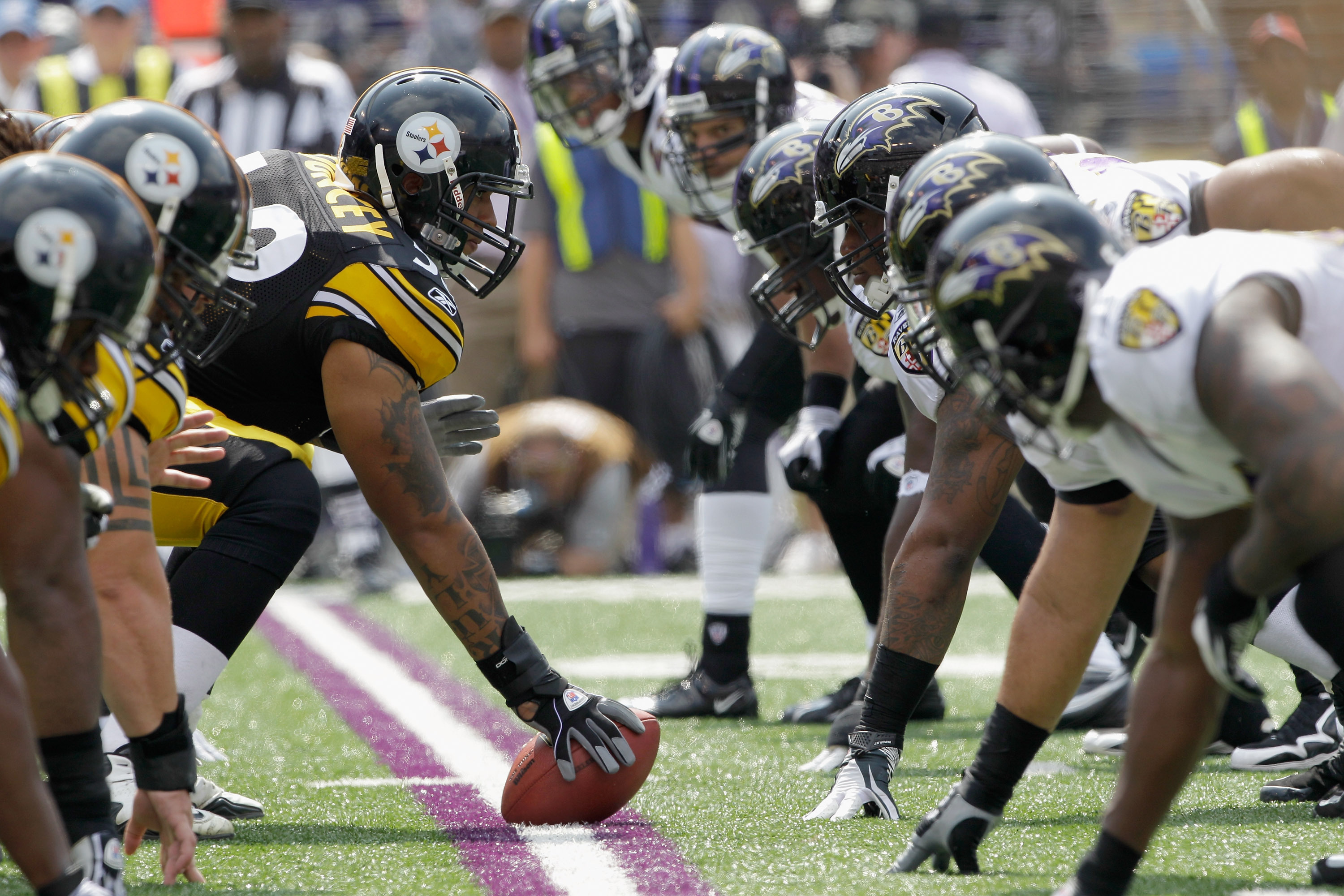 Ravens vs. Steelers: Matchups That Will Determine Outcome of AFC ...