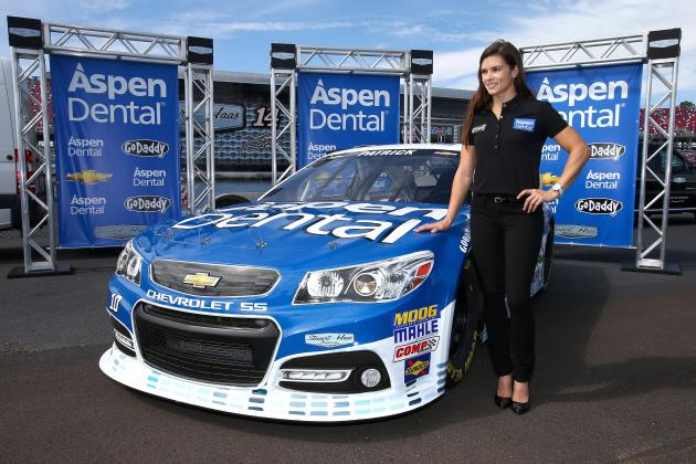 Danica Patrick Sponsor: Aspen Dental to Join No. 10 Car for 2 Races Next Season