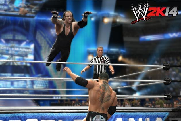 WWE 2K14: New Comeback Moves, OMG Moments, Additions to Movesets and More