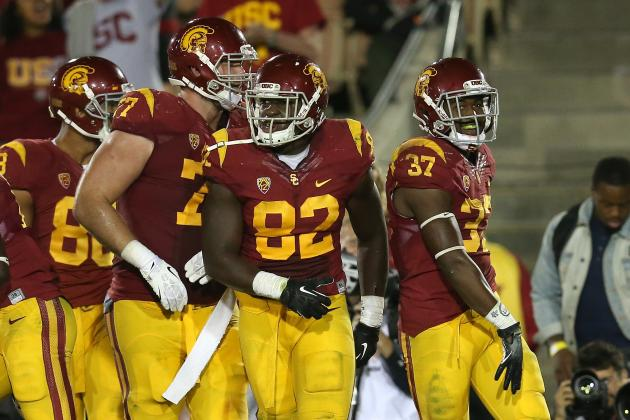 USC vs. Notre Dame: Live Game Grades and Analysis for the Trojans