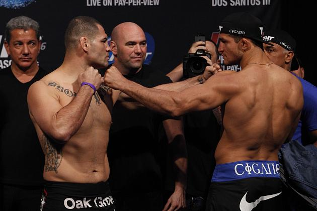 UFC 166: Live Blog for Cain Velasquez vs. Junior Dos Santos