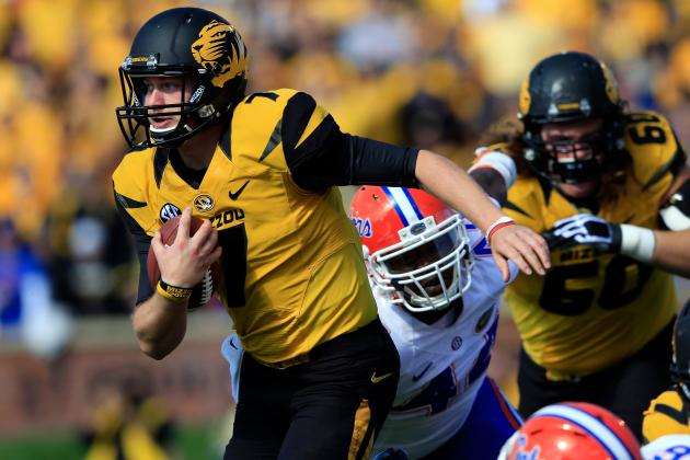Missouri Proves Itself as a Potential SEC East Champ in Win over Florida
