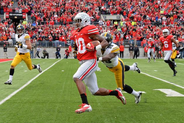 Iowa vs. Ohio State: Score and Analysis for Buckeyes Win