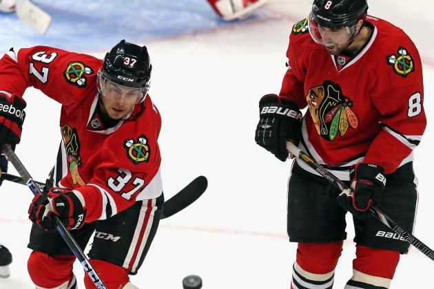 ESPN Gamecast: Maple Leafs vs. Blackhawks