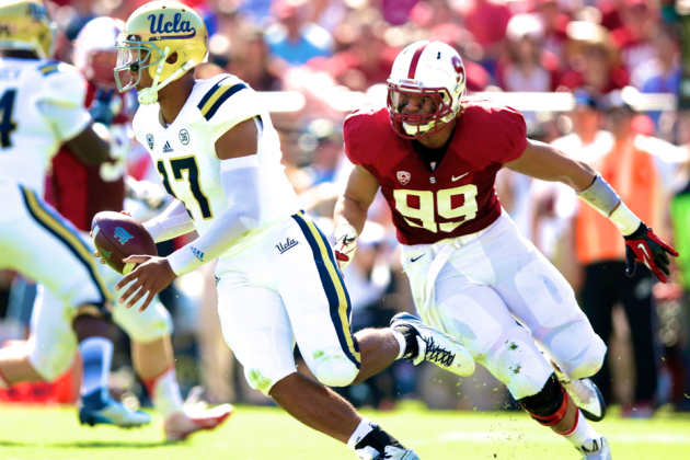 UCLA vs. Stanford: Score, Grades and Analysis