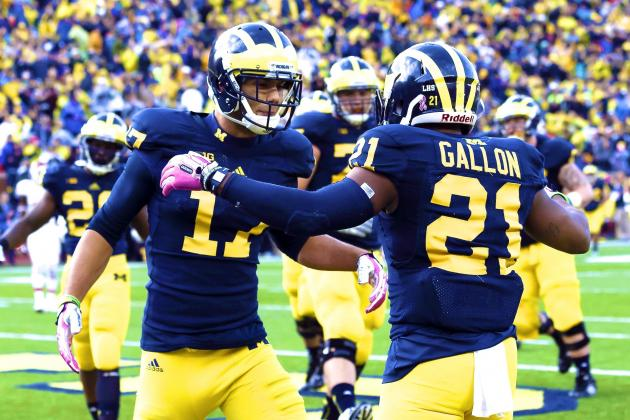 Indiana vs. Michigan: Live Score and Highlights