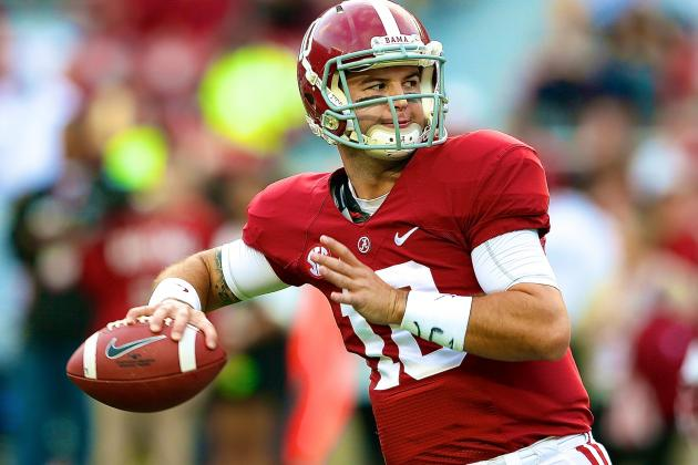 Arkansas vs. Alabama: Live Score and Highlights