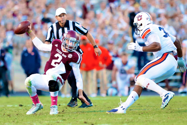 Auburn vs. Texas A&M: Score, Grades and Analysis