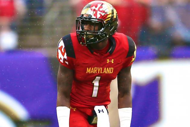 Stefon Diggs Injury: Updates on Maryland WR's Broken Fibula and Recovery