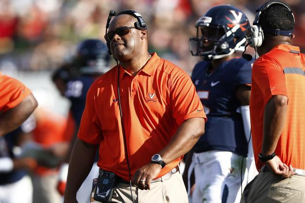 UVA Football: Firing Mike London Makes Sense, Not Cents