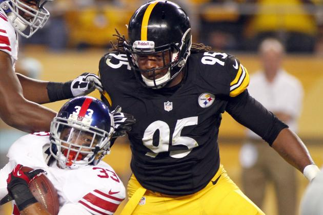 Jarvis Jones Will Be a Game-Time Decision