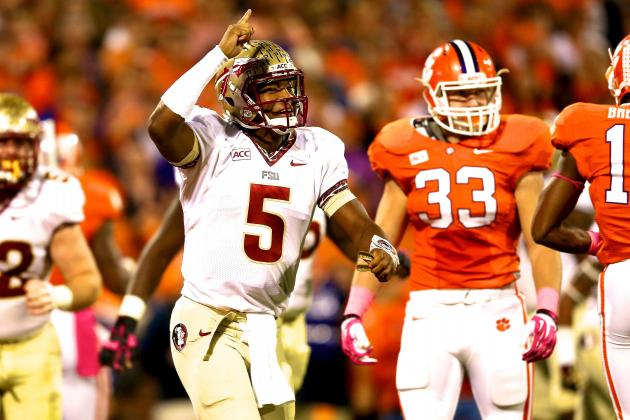 Florida State vs. Clemson: Live Score and Highlights