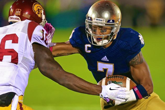 USC vs. Notre Dame: Live Score, Analysis and Results