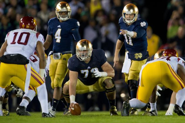 Tommy Rees Injury: Updates on Notre Dame QB's Neck, Likely Return Date