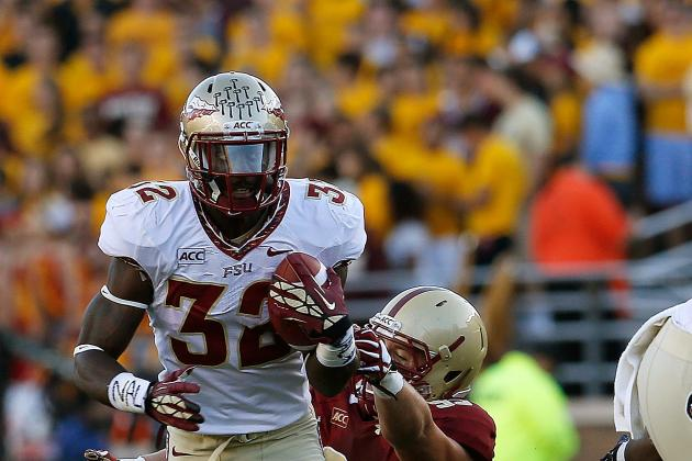 James Wilder Injury: Update on Florida State RB's Concussion, Likely Return Date