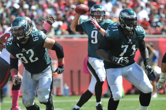 Nick Foles Facing a Possible 'Turning Point' Game for the Philadelphia Eagles