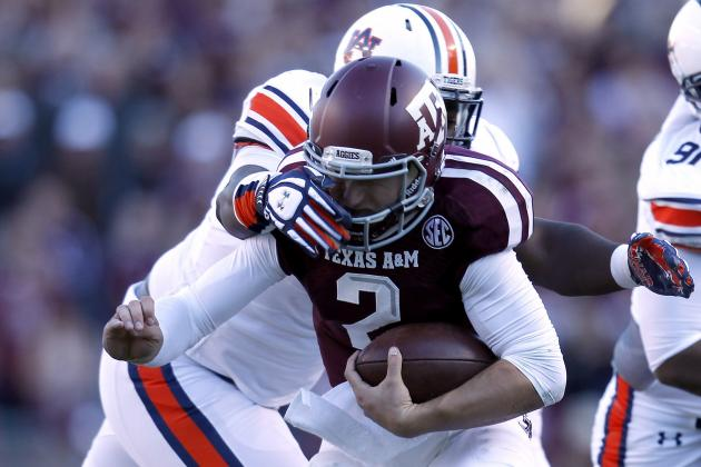 Texas A&M, Johnny Manziel Learn Defense Still Wins Championships in SEC