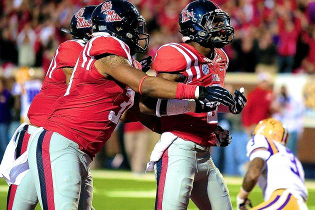 LSU vs. Ole Miss: Live Score and Highlights