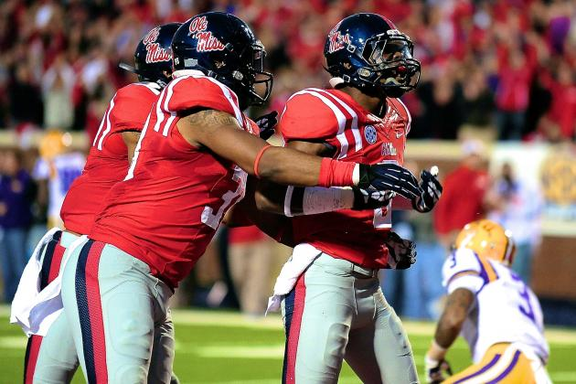 LSU vs. Ole Miss: Score and Analysis for Rebels' Upset Win