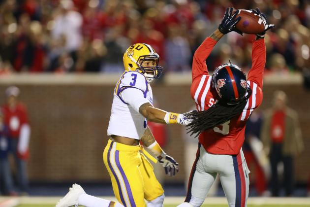 BCS Rankings Predictions 2013: How LSU's Loss to Ole Miss Will Impact Standings