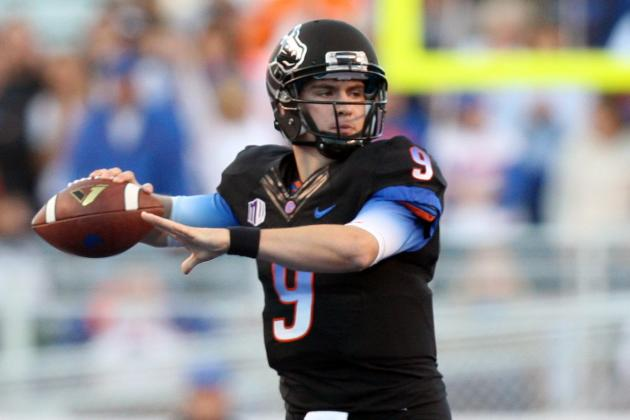 Boise State vs. Nevada: Live Score and Highlights
