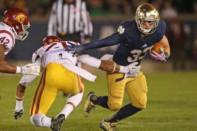 USC vs. Notre Dame: Score, Grades and Analysis