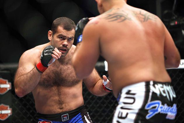 UFC 166: What We Learned from Gabriel Gonzaga vs. Shawn Jordan