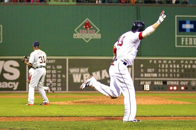 Boston Red Sox vs. Detroit Tigers Game 6: Live Score and ALCS Highlights