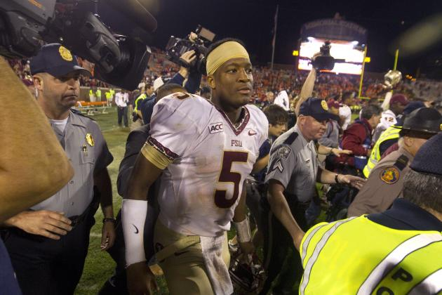 Move Over Johnny Manziel, Jameis Winston Is Your New Heisman Trophy Favorite