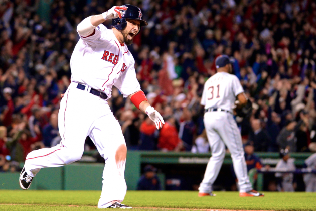 Detroit Tigers vs. Boston Red Sox: Score, Grades and Analysis for ALCS Game 6